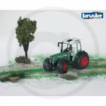 Bruder - Tracteur Bruder Fendt 209 S