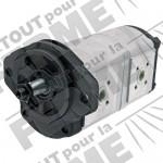 Pompe hydraulique adaptable à double effet pour RENAULT