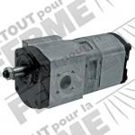 Pompe hydraulique à double effet pour RENAULT ARES et Massey Ferguson