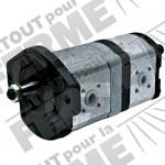 BOSCH REXROTH pompe Hydraulique double RENAULT, John Deere