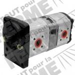 BOSCH REXROTH pompe hydraulique double RENAULT 1451-4 et Fendt