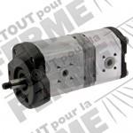 BOSCH REXROTH pompe hydraulique double tracteur RENAULT, John Deere