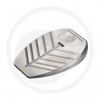 Coin à fendre et à couper en aluminium 140x100 mm