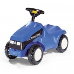 Jouet Rolly Toys Porteur New Holland TS110 rollyMinitrac