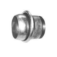 Sphère à manchon fileté Ø 150X6