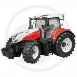 BRUDER - Tracteur Bruder Steyr 6300 Terrus CVT - Rouge