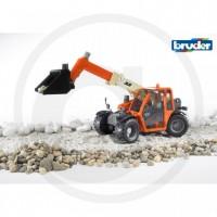 Bruder - Chargeur JLG 2505 Bras Télescopique