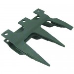 Guide de triple doigts SCHUMACHER - 12 mm