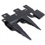 Guide de triple doigts SCHUMACHER - 17 mm, Systèmes de coupe