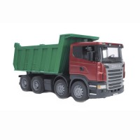 Camion benne Scania Série R