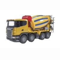 Bruder -  Bruder Scania série R Camion mixer toupie à béton