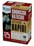 Raticide souricide pâte 150g