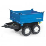 Remorque tribenne New Holland Mega-Trailer