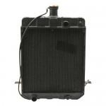 Radiateur pour tracteur Fendt 580x420x100 mm