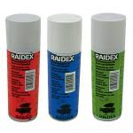 Spray de marquage RAIDEX pour bovins et porcins - 400 ml