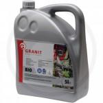 Huile pour chaine à base d'huile minérale BIO, tronçonneuse - 5 litres
