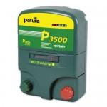 Patura P3500, électrificateur multifonctions 230V/12V avec boitier transport Compact