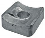 Plaque de fixation CLAAS (9025730) Ø 14 mm