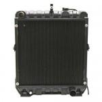 Radiateur pour tracteur Case IH (3399812R1, 3399812R2)