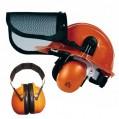Casque forestier et casque anti-bruit