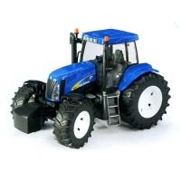 Bruder - Tracteur New Holland TG285