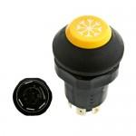 Bouton poussoir climatisation Renault (7700011523, 7700004834)