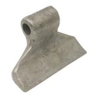 Marteau de Broyeur 60x150 mm Ø20,5 Humus (45165116D)