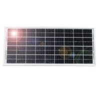 Panneau solaire 15W - Sans support universel