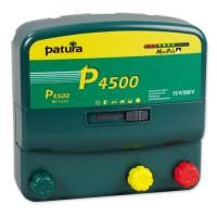 Patura P4500, électrificateur multifonctions 230V / 12 V, avec technologie MaxiPuls
