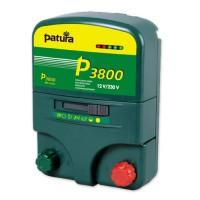 Patura P3800, Electrificateur multifonction, 230V/12V avec boitier de transport
