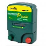Patura P1500, Electrificateur multifonction sur secteur 230 V et batterie 12V, avec boitier antivol et piquet de terre