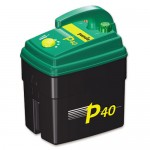 Patura P40, électrificateur sur pile 9 V