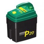 Patura P20, électrificateur sur pile 9 V et 12V