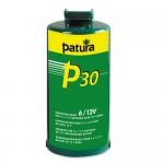 Patura P30 électrificateur sur 4 piles monobloc1,5 V ou batterie 12 V externe
