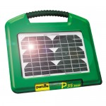Patura Electrificateur Solaire P35 Solar avec modulesolaire 5 W, batterie 12 V / 7 Ah