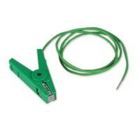 Jeu câbles terre/clôture à fiches (Vert)