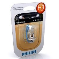 Ampoule Philips Premium H3 12V 55W P14,5s