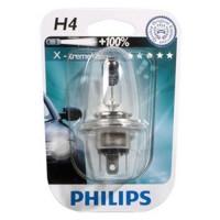 Ampoule Philips X-treme Vision H4 12V 60/55W