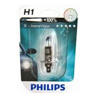 Ampoule Philips X-treme Vision H1 12V 55W
