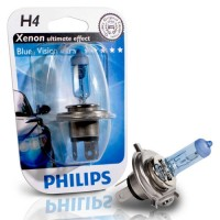 Ampoule Philips BlueVision Ultra H4 12V 60/55W