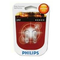 Ampoule Philips Standard à culot en verre 24V / 5W