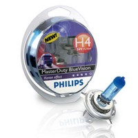 Ampoule Philips MasterDuty BlueVision 24V 75/70W H4