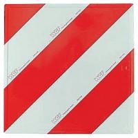 Plaques de signalisation réfléchissante droite 423 x 423 mm DIN 11030