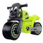 Moto jouet porteur enfant Big racing bike à partir de 1 an