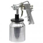 Pistolet de peinture avec buse de 1,5 - 2,5 mm