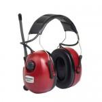 Casque anti-bruit avec radio