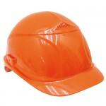 Casque de protection orange UVEX
